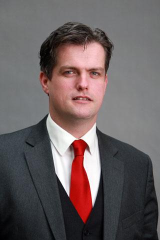 Mark O'Riordan
